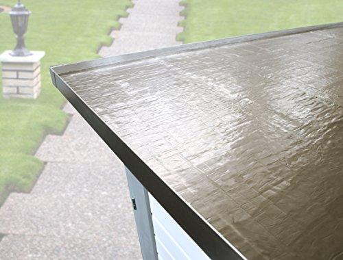 Weka roof shingles