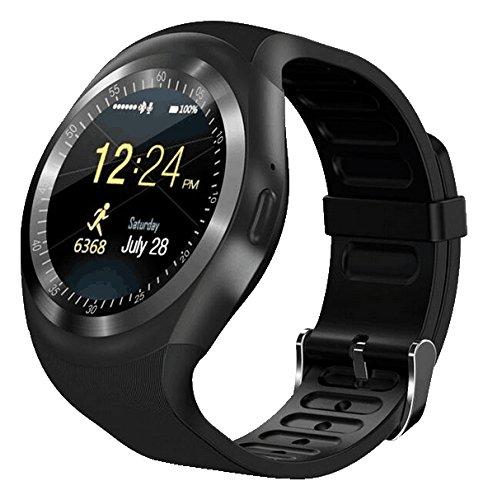 TrendGeek Smartwatch, schwarz, M/L