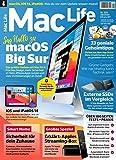 Mac Life 9/2020 'Sag Hallo zu macOs big Sur'