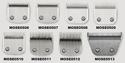 Moser Schneidsatz 1245-7340 in 2,5 mm f. MAX, 1247, 1250, 1260, 1261, 1262, 1290