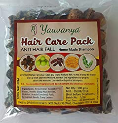 Handmade herbal shampoo without SLS ~ DIY shampoo