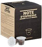 Note D'Espresso - Cápsulas de tisana de ciruela y canela compatibles con cafeteras Nespresso, 3g (caja de 40 unidades)