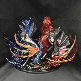 Nsddm Naruto Sasuke and Itachi Susanoo Version/Anime Static Statue/PVC Character Model/Anime Fans and Otaku Favorite Collectibles/Decorations/Adult Toys