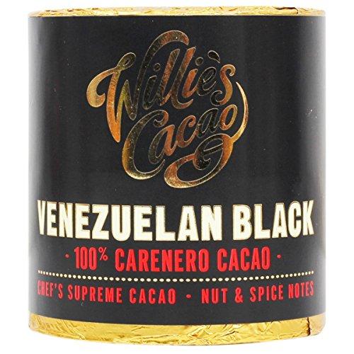 Willie's Cacao carenero nero venezuelano 100%