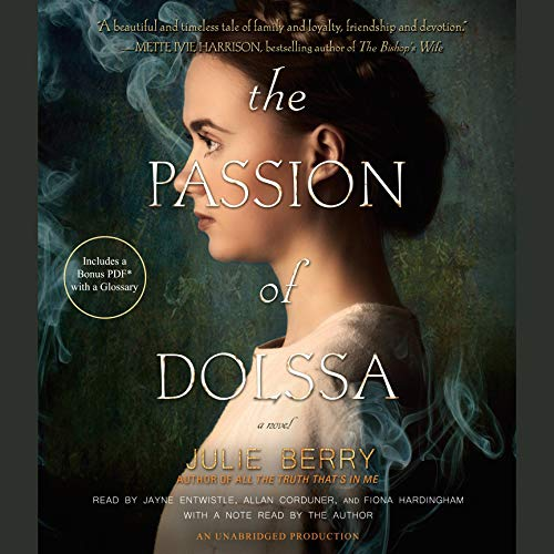 The Passion of Dolssa cover art
