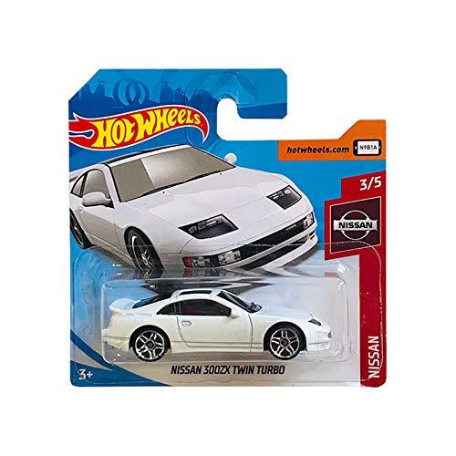 Cars Mattel Hot Wheels Nissan 300ZX Twin Turbo Nissan 110/250 2019 Short Card