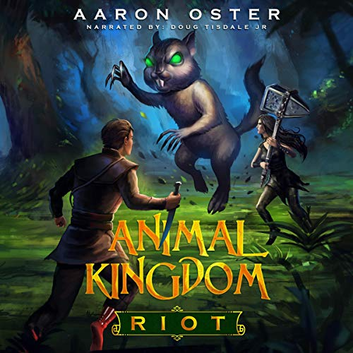 Animal Kingdom: Riot Titelbild