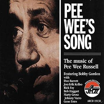 Pee Wee's Song
