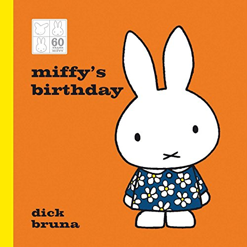 Miffy's Birthday 60th Anniversary Edition