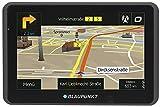Mobiles Navigationssystem TravelPilot 55 Active EU LMU mit Aktiv-Halter und kapazitives Echtglas Touch-Farbdisplay Geschwindigkeitsassistent, Fahrspurassistent, lebenslange Karten-Updates* 2D / 3D Darstellung, 3D Gebäude und Landschaften mit intellig...