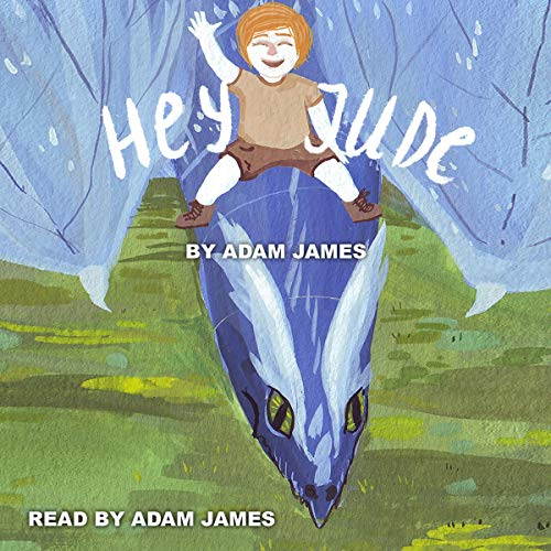 Hey Jude audiobook cover art