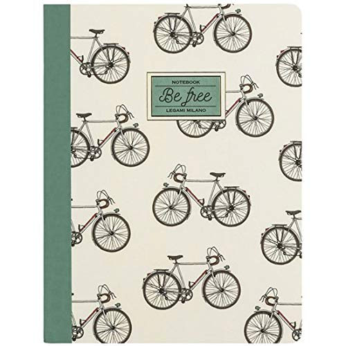 Bindungen b5not000Notizbuch liniert, B5 Fahrrad B5