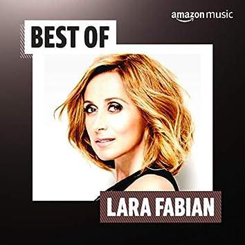 Le meilleur de Lara Fabian