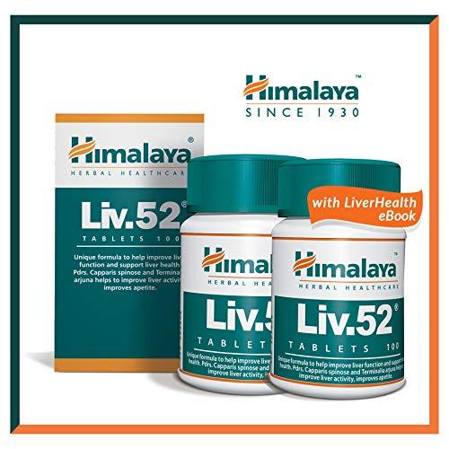 HIMALAYA LIV 52 (100 CAPS)