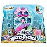 Hatchimals à Collectionner - 6045505 – Jouet enfant - Playset Le Château Corail Saison 5 + 2 figurines