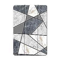 Sepikey iPad Air 1/iPad Air タブレットケース,三つ折りブラケット 傷防止 PC + PU アンチドロップ 防塵 三つ折タイプ シェル iPad Air 1/iPad Air Case-ダイヤモンド12