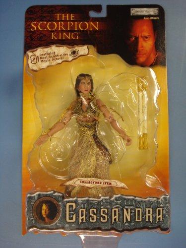 The Scorpion King Mummy Part III Cassandra Collector's Item CHASE Figure