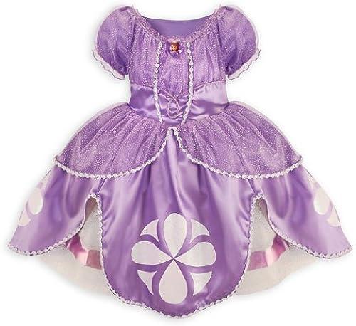 Disney Sofia the First Dress Costume for Girls Small 5   6 Sophia
