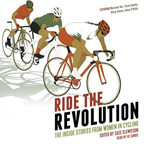 Ride the Revolution audiobook cover art