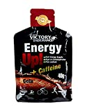 Weider WVE.129130 - Victory Endurance Energy Up Gel y con Cafeina Cola 40 g...