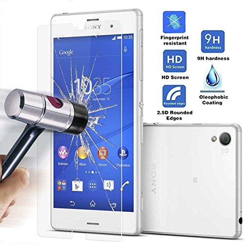 Protector Pantalla Cristal Templado Sony Xperia Z3