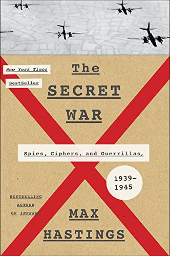 Image of The Secret War: Spies, Ciphers, and Guerrillas, 1939-1945