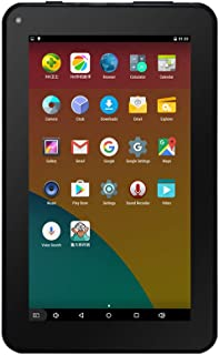 Haehne 7-calowy tablet PC – Google Android 5.1 Quad Core, ekran 1024 x 600, 1 GB RAM 8 GB ROM, podwójny aparat 2,0 MP + 0,...
