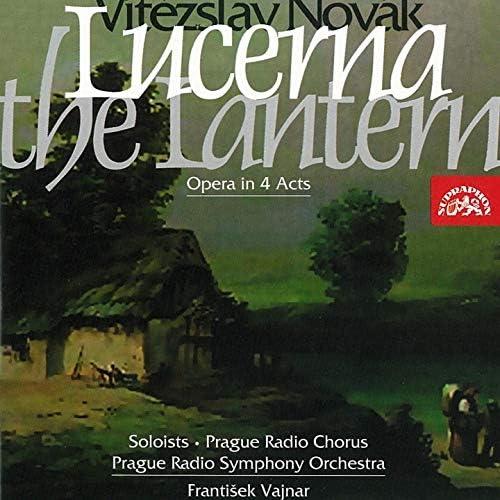 Bohuslav Čáp, Josef Pehr, Ljuba Skořepová, František Vajnar, Czech Radio Symphony Orchestra