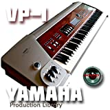 THE Legendary YAMAHA VP-1 - Large unique samples production studio library 4.02GB over 8,500 original objects & elements - Multi-Layer 24bit WAVEs (WAV.) and KONTAKT (NKI.) Samples on DVD or for download. THE very Best of YAMAHA VP-1: PIANOs, STRINGs...