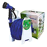 AquaHose Kitchen Cleaning Hose Reel Fixed Type Green 10 m Expandable up to