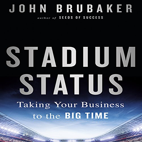 Stadium Status audiobook cover art