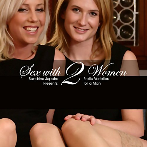 Sex with two women audiobook cover art