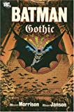 best batman graphic novel gothic