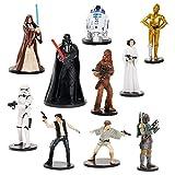Star Wars Deluxe Figurine Set