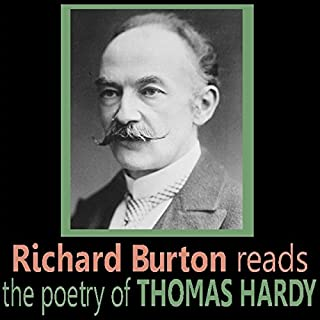 Richard Burton Reads the Poetry of Thomas Hardy cover art
