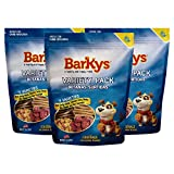 Barkys Variety Pack 120gr/3Pack, 1 Pouch