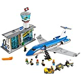 LEGO City Airport 60104 Airport Passenger Terminal Building Kit (694 Piece) by LEGO