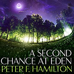 A Second Chance at Eden. By Peter F Hamilton.