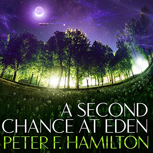 A Second Chance at Eden cover art