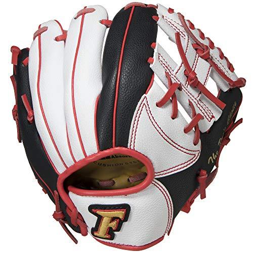 サクライ貿易 FALCON(ファルコン) 野球 少年軟式用 グラブ(グローブ) ジュニア Sサイズ FG-1208 J号球対応 身長120~130cm位 小学低学年向け