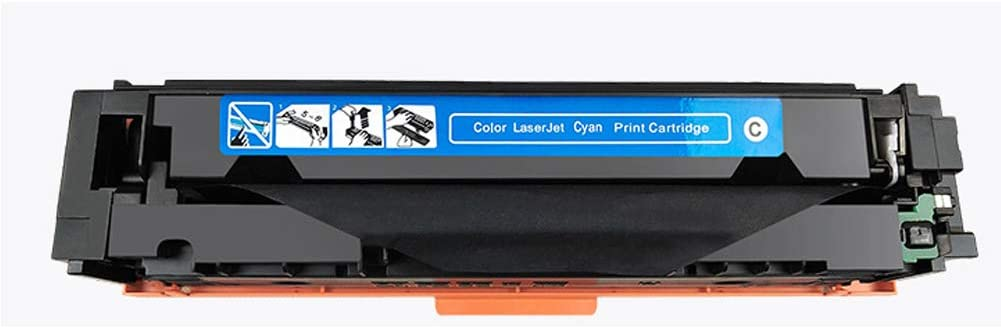 for HP CF530A 205A M154 M180 180N M181 181FW,Compatible with Toner Cartridge Color Laser Jet Very Affordable Home Office Large Capacity with Chips-Combination