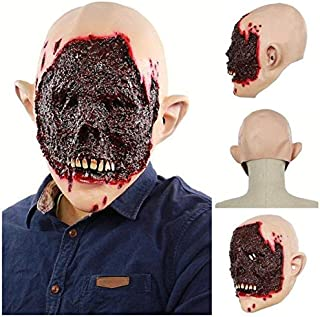 PKRISD 42 Styles Simulation Animal Creepy Ghost Mask Halloween Party Masque Cosplay Horrible Scary Masks Halloween Party Decoration