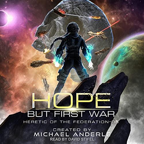 Hope but First War cover art