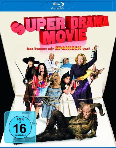 Super Drama Movie [Alemania] [Blu-ray]