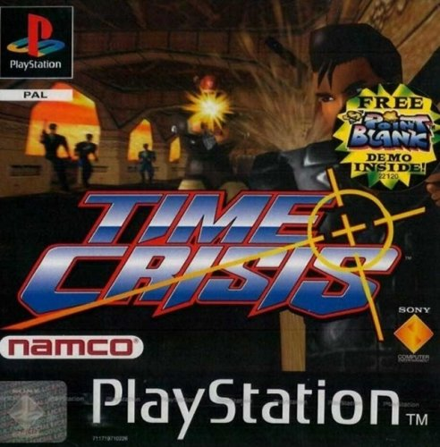 Time Crisis -Platinum-