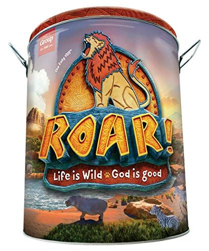 Roar Ultimate Starter Kit 2019 VBS Group Publishing Vacation Bible School Curriculum Sets