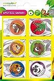 MosquitNo 6 Count Spotz Safari Citronella Stickers with Different Designs