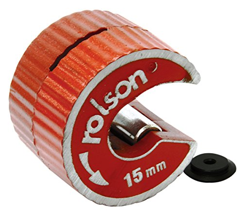Rolson 22406 Copper Pipe Cutter, 15 mm