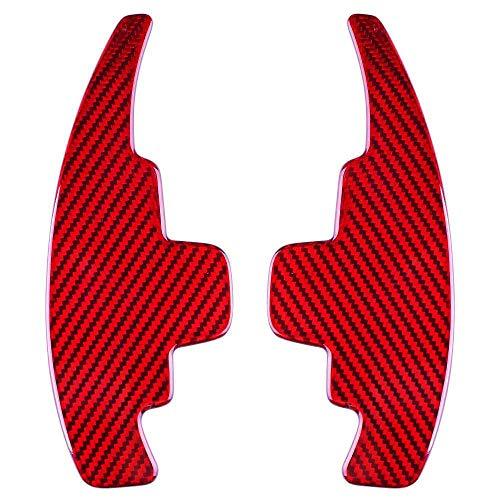 SAXTZDS Paleta de Cambio de Volante de Coche, Apta para Mercedes-Benz AMG CEGES CLA CLS GLA Clase SL63 G63 A45