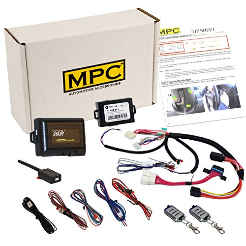 cheap MPC Keyless Plug and Play Remote Start Kit (for Sierra and Silverado 2003-2007 Classic) -…